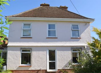 Thumbnail 3 bed detached house for sale in Mansfield Terrace, Budleigh Salterton