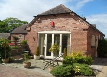 Thumbnail 1 bed barn conversion to rent in Coulter Lane, Burntwood