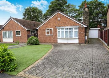 Thumbnail 3 bed bungalow to rent in Alumbrook Avenue, Holmes Chapel, Crewe