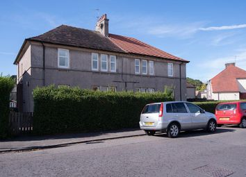 Thumbnail 2 bed flat for sale in Linden Avenue, Stirling