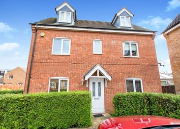 Thumbnail 4 bed detached house to rent in Kedleston Road, Grantham