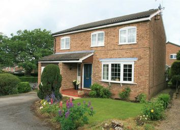 Thumbnail 4 bed detached house for sale in Marvell Rise, Harrogate