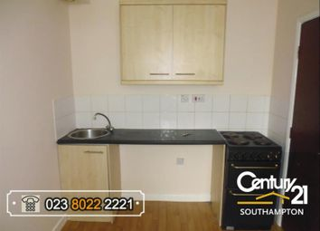 Thumbnail 1 bedroom flat to rent in Salisbury Street, Southampton
