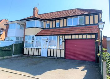 Thumbnail 4 bed semi-detached house for sale in Groveley Lane, Longbridge, Northfield, Birmingham