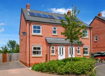 3 bed semi-detached house for sale in Copenhagen Way, Bidford-On-Avon, Alcester B50