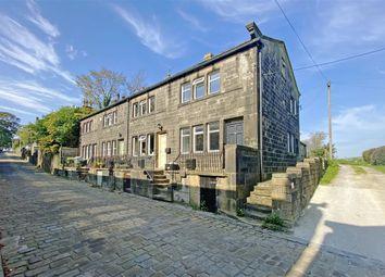 Thumbnail 3 bed end terrace house for sale in Smithwell Lane, Heptonstall, Hebden Bridge