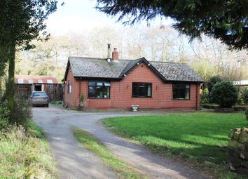 Thumbnail 4 bed bungalow for sale in Hatton Road, Hinstock