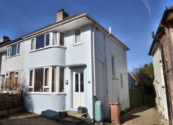 Thumbnail 3 bedroom semi-detached house for sale in Montagu Road, Oxford