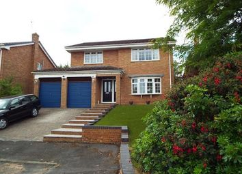 4 bed detached house for sale in Bieston Close, Wrexham LL13