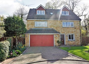 Thumbnail 4 bed detached house for sale in Brookhouse Gardens, Bradford