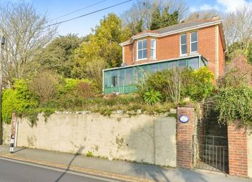 Thumbnail 4 bedroom detached house for sale in Ventnor, Isle Of Wight, .
