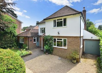 Thumbnail 4 bed detached house for sale in Doods Park Road, Reigate, Surrey