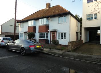 Thumbnail 2 bed maisonette to rent in Maswell Park Road, Hounslow