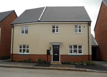 Thumbnail 3 bed link-detached house to rent in Girton Way, Mickleover, Derby