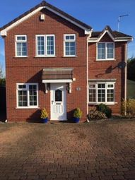 Thumbnail 4 bedroom detached house for sale in Darnbrook, Wilnecote, Tamworth, Staffordshire