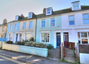 Thumbnail 4 bedroom terraced house for sale in East Street, Seaford