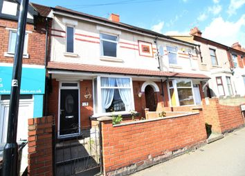 Thumbnail 2 bedroom terraced house for sale in Newtown Road, Bedworth
