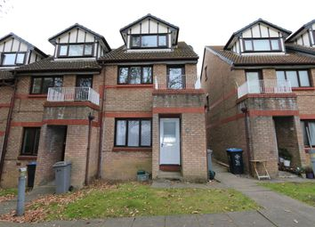 Thumbnail 1 bed maisonette to rent in Viewfield Close, Kenton, Harrow