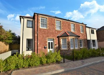 Thumbnail 2 bed semi-detached house for sale in Lodge House, Graham Way, Cotford St. Luke, Taunton