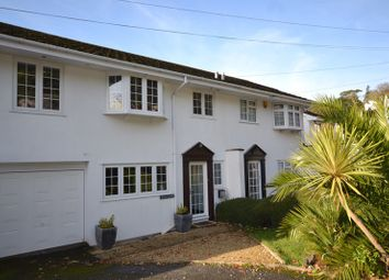 Thumbnail 4 bed town house for sale in Lower Warberry Road, Torquay, Devon