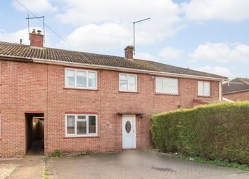 Thumbnail 3 bed terraced house for sale in Queens Road, Daventry, Northamptonshire