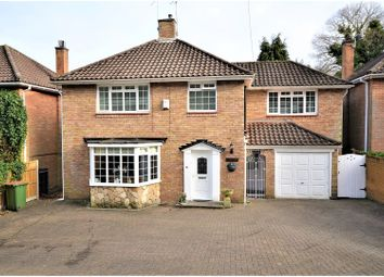 Thumbnail 4 bed detached house for sale in Church Hill, West End