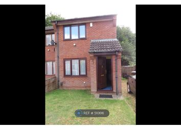 Thumbnail 1 bedroom semi-detached house to rent in Barley Hill Road, Northampton