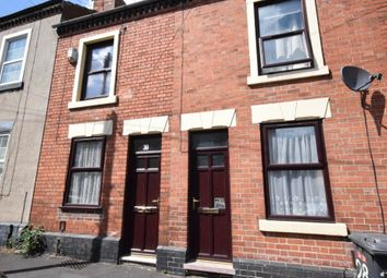 Thumbnail 2 bed terraced house for sale in Belgrave Street, Derby