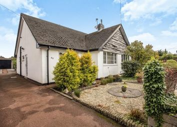 Thumbnail 2 bed bungalow for sale in School Lane, Lostock Hall, Preston, Lancashire