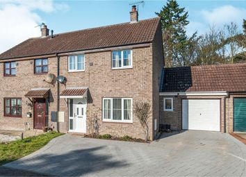 Thumbnail 3 bedroom semi-detached house for sale in Willow Close, Brandon
