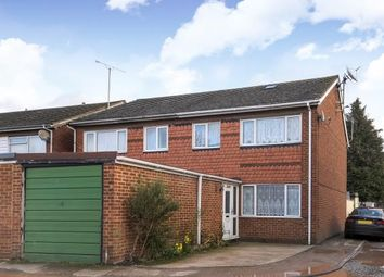 3 bed semi-detached house for sale in Maybury, Woking GU21