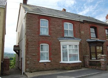 Thumbnail 4 bed semi-detached house for sale in Llandeilo Road, Upper Brynamman, Ammanford