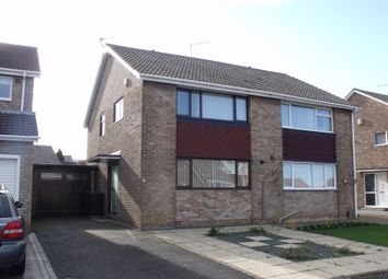 Thumbnail 3 bedroom semi-detached house to rent in Epping Close, Marske By The Sea
