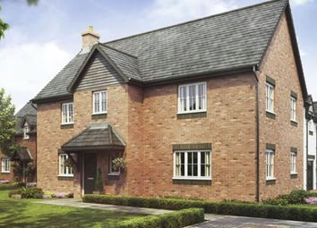 Thumbnail 5 bedroom detached house for sale in Bramshall Road, Uttoxeter, Staffordshire
