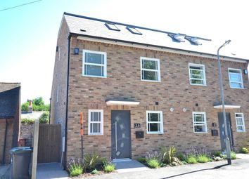 Thumbnail 3 bed semi-detached house for sale in Farmadine Grove, Saffron Walden