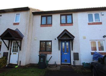 Thumbnail 2 bed terraced house for sale in Kirriemuir Way, Carlisle