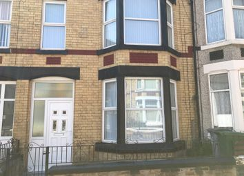 Thumbnail 3 bed terraced house to rent in May Avenue, Wallasey