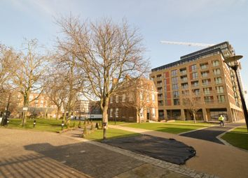 Thumbnail 1 bed flat to rent in Compton House, Victoria Parade, Royal Arsenal Riverside