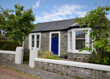 Thumbnail 3 bed detached house for sale in Gladstone Avenue, Dunoon, Argyll