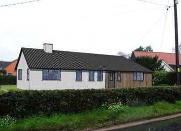 Thumbnail 4 bed detached bungalow for sale in Reckford Road, Westleton, Saxmundham