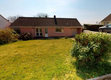 Thumbnail 3 bed detached bungalow for sale in Tremabe Park, Dobwalls, Liskeard, Cornwall