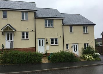 Thumbnail 2 bedroom terraced house to rent in Betjeman Close, Sidmouth