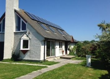Thumbnail 4 bedroom detached house to rent in Blowing House Hill, Penzance