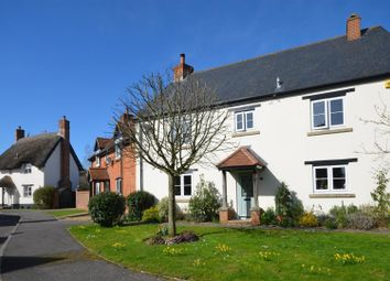 Thumbnail 3 bed terraced house for sale in Woodlands, Hazelbury Bryan, Sturminster Newton