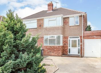 Thumbnail 3 bed semi-detached house for sale in Fairview Grove, Wednesfield, Wolverhampton