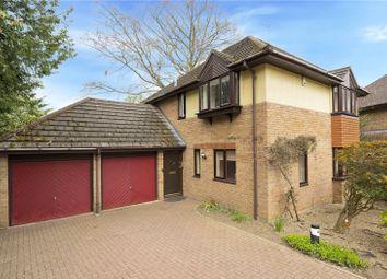 Virginia Close, Weybridge, Surrey KT13. 4 bed detached house for sale