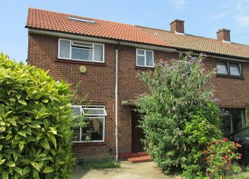 Thumbnail 5 bedroom end terrace house to rent in Earlham Grove, London