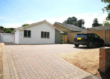 Thumbnail 3 bedroom bungalow for sale in Pottery Road, Parkstone, Poole