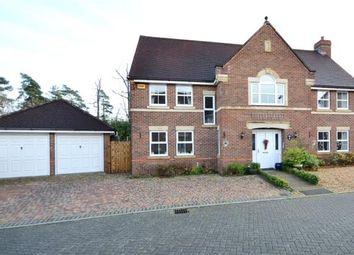 Thumbnail 5 bed detached house for sale in Hugh De Port Lane, Elvetham Heath, Fleet