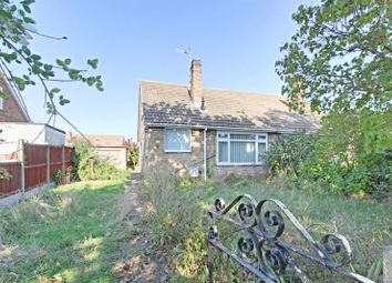 2 bed semi-detached bungalow for sale in Oaklands, Gilberdyke, Brough HU15